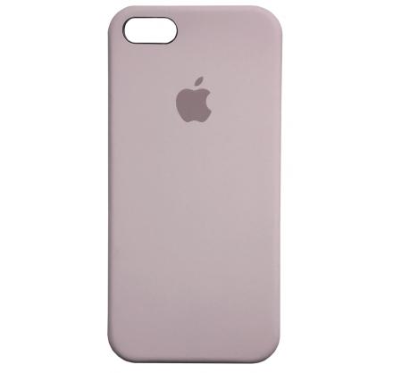 Чехол Silicone Case качество Lux iPhone 5s/SE лавандовы...