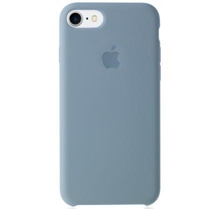 Чехол Silicone Case качество Lux для iPhone 7/8 светло-...