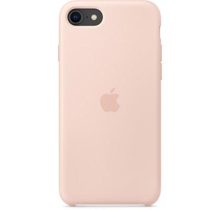Чехол Silicone Case качество Lux для iPhone SE 2020 све...