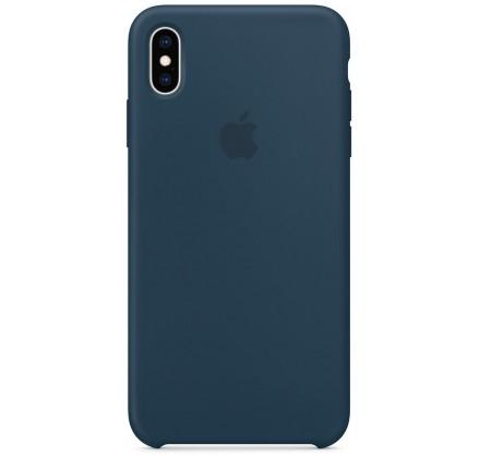 Чехол Silicone Case iPhone Xs Max тихий океан