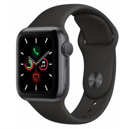 Apple Watch Series 5, 40 мм, корпус из алюминия цвета (...