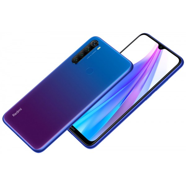Xiaomi Redmi Note 8T 3/32Gb Синий RU/A
