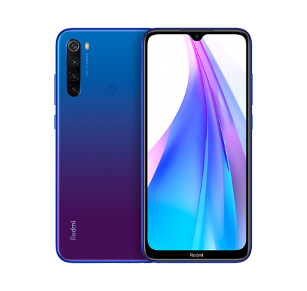 Xiaomi Redmi Note 8T 3/32Gb Синий RU/A