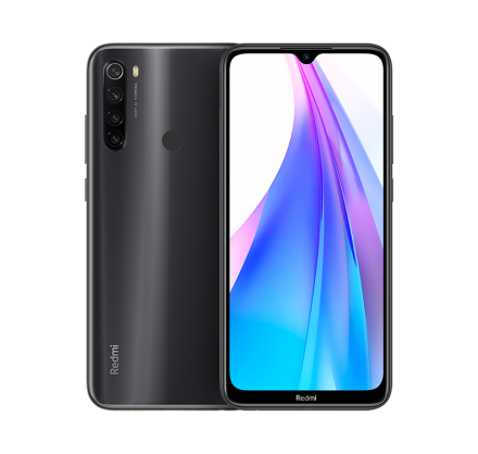 Xiaomi Redmi Note 8T 4/128Gb Серый RU/A