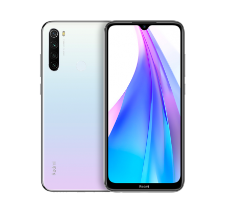 Xiaomi Redmi Note 8T 4/128Gb Белый RU/A