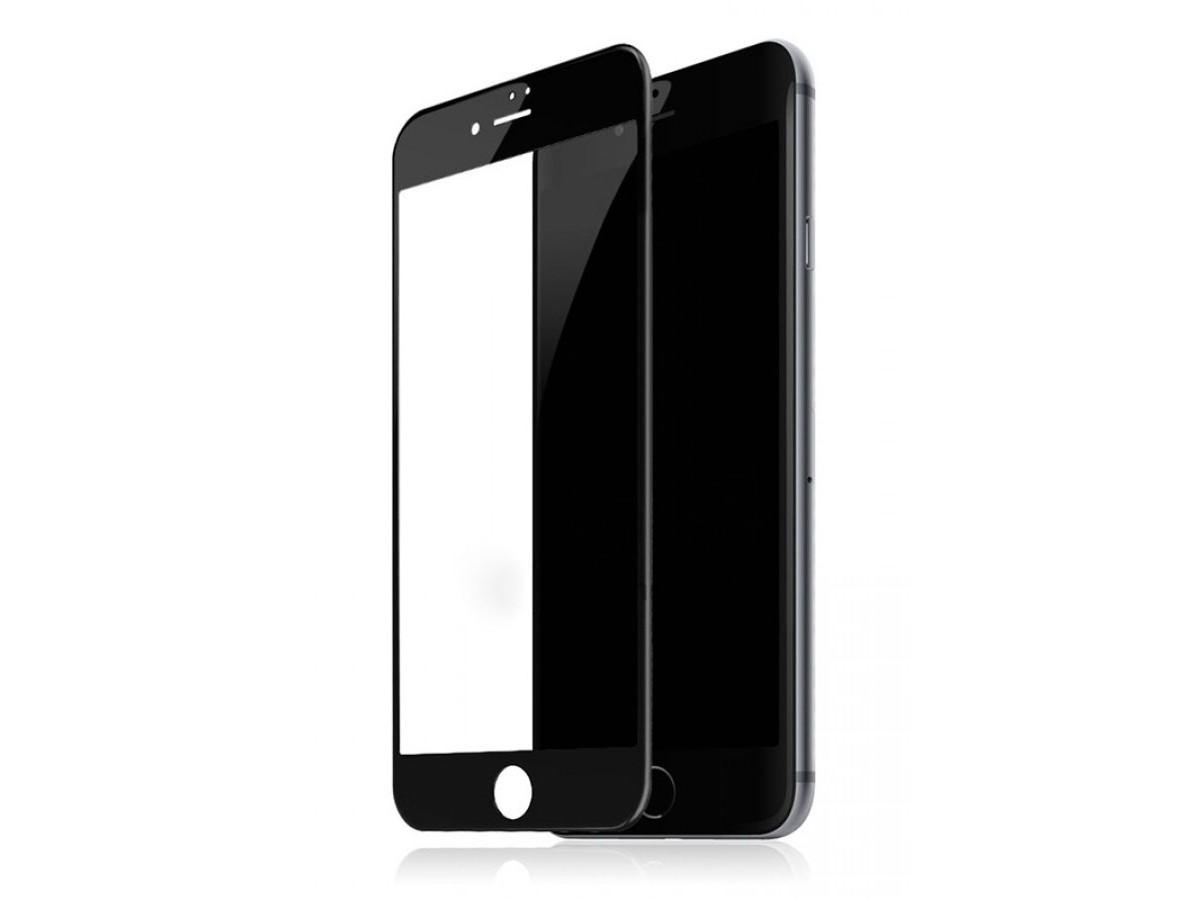 Стекло защитное iPhone 7/8/SE 2020 (3D) Baseus черное в Тюмени