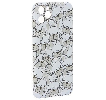 Чехол Luxo бульдоги для iPhone 11 Pro Max с принтом сил...