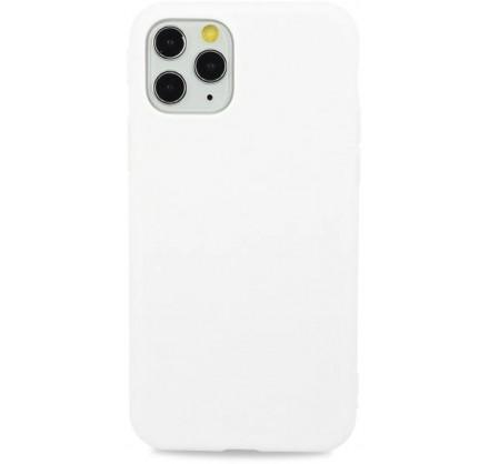 Чехол матовый однотонный для iPhone 11 Pro Max силиконо...