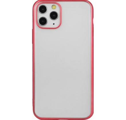 Чехол snazzy хром для iPhone 11 Pro Max матовый красный