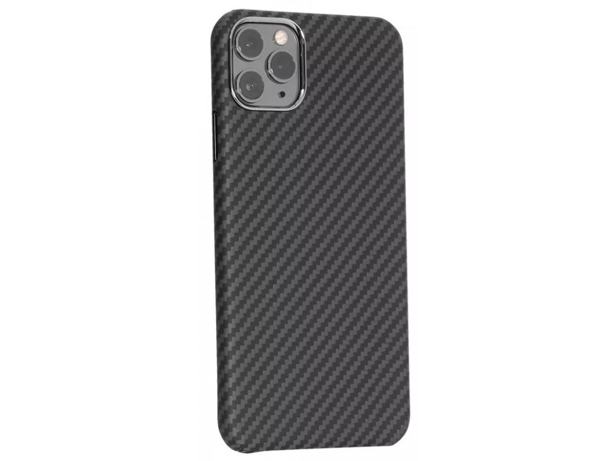 Чехол Kevlar K-DOO iPhone 12/12 Pro черный в Тюмени