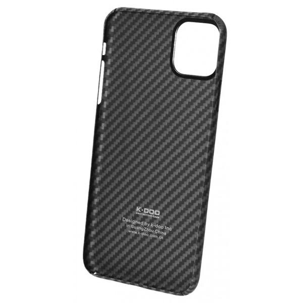Чехол Kevlar K-DOO iPhone 12/12 Pro черный