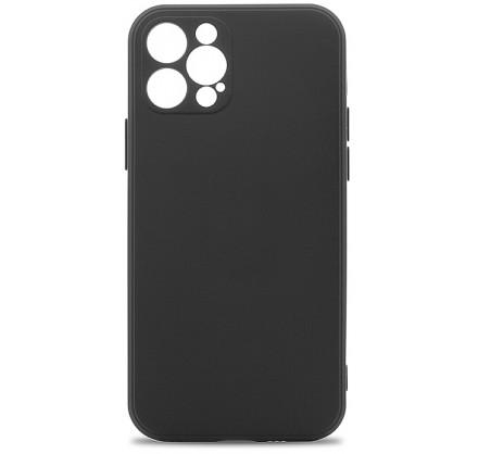 Чехол Soft-Touch для iPhone 12 Pro черный