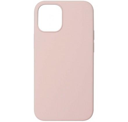 Чехол Soft-Touch для iPhone 12 Mini розовый