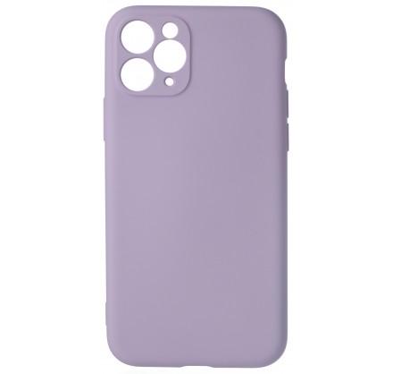 Чехол Soft-Touch для iPhone 11 Pro сиреневый