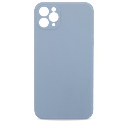 Чехол Soft-Touch для iPhone 11 Pro темно-васильковый