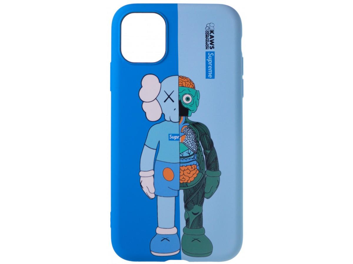 Чехол Luxo Toys для iPhone 11 с принтом силиконовый (5) в Тюмени