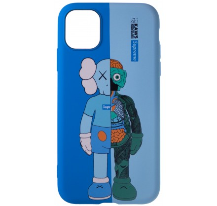 Чехол Luxo Toys для iPhone 11 с принтом силиконовый (5)