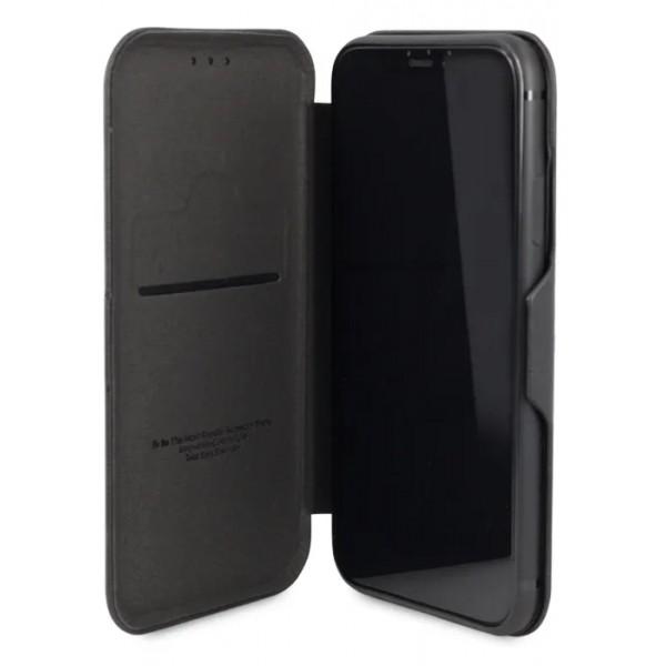 Чехол-книжка Puloka для iPhone 11 на магните черная