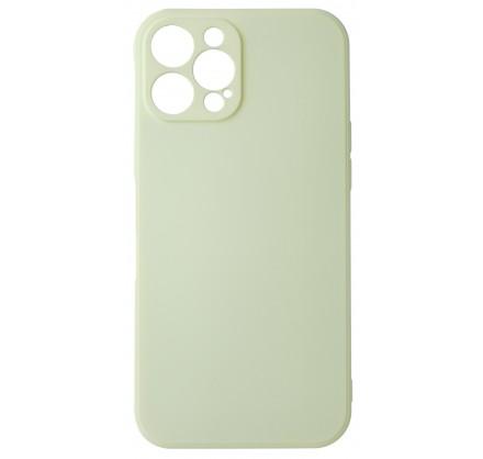 Чехол Soft-Touch для iPhone 12 Pro Max бежевый