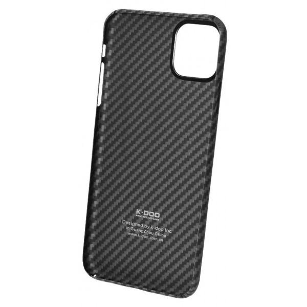 Чехол Kevlar K-DOO iPhone 12 Pro Max черный
