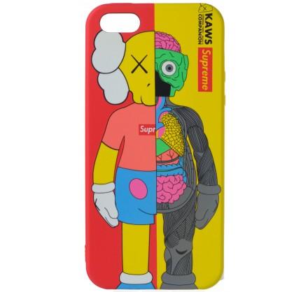 Чехол Luxo Toys для iPhone 5/5s/SE силиконовый (2)