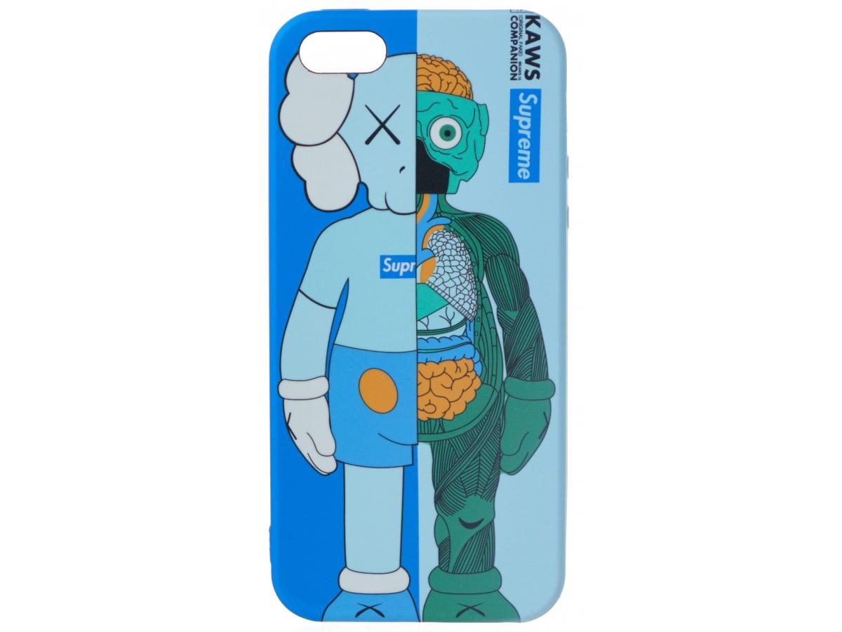 Чехол Luxo Toys для iPhone 5/5s/SE силиконовый (5) в Тюмени