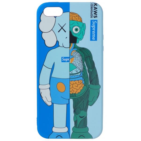 Чехол Luxo Toys для iPhone 5/5s/SE силиконовый (5)