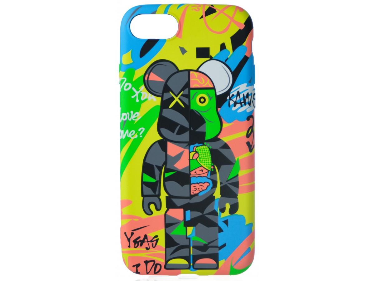 Чехол Luxo Toys для iPhone 7/8/SE 2020 силиконовый (12) в Тюмени