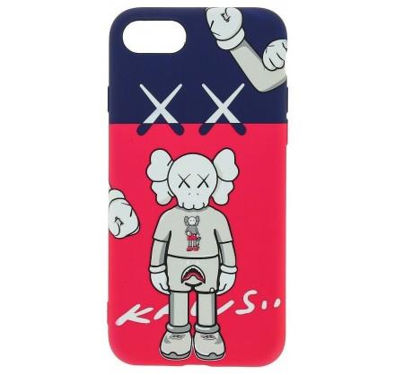 Чехол Luxo Toys для iPhone 7/8/SE 2020 силиконовый (13)