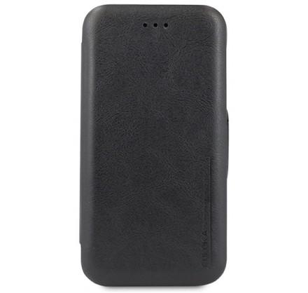 Чехол-книжка Puloka iPhone 7/8 на магните черная