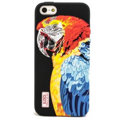 Чехол Luxo животные для iPhone 7/8 с принтом силиконовы...