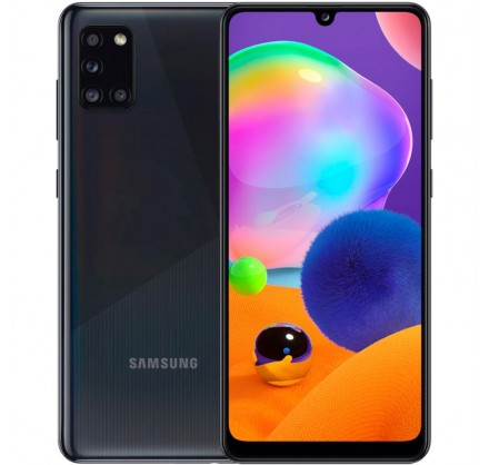 Samsung Galaxy A31 64GB (черный)