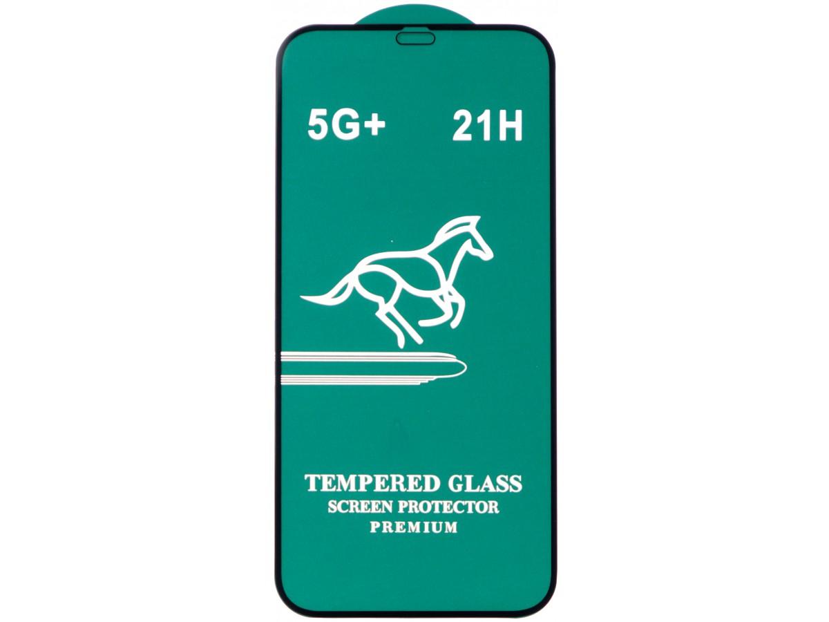 Защитное стекло 3D для iPhone 12/12 Pro HD Full Glue в Тюмени
