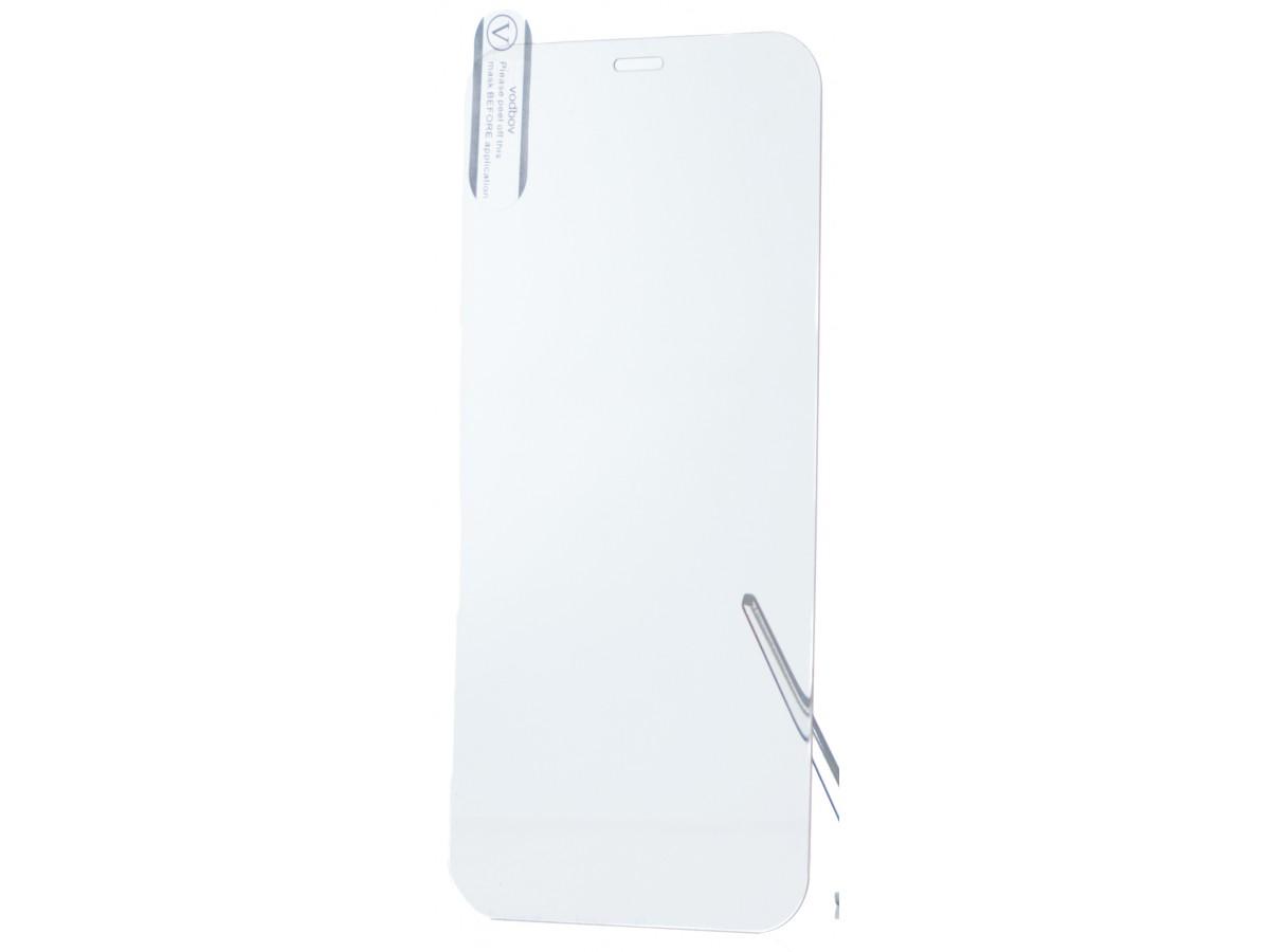 Тест Прозрачное защитное стекло для iPhone 12 (тех.пак)-1 в Тюмени