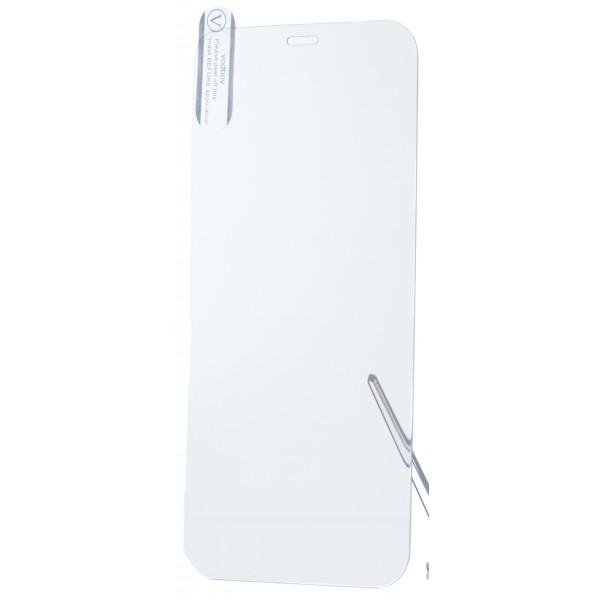 Тест Прозрачное защитное стекло для iPhone 12 (тех.пак)-1