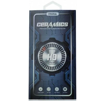 Стекло защитное iPhone X/Xs/11 Pro (Ceramics)
