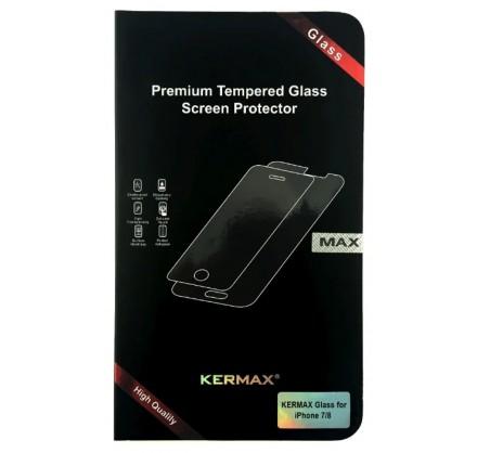 Прозрачное защитное стекло Kermax для iPhone 6/7/8