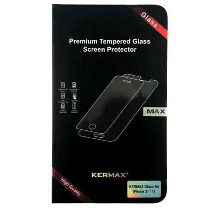 Прозрачное защитное стекло Kermax для iPhone XR/11