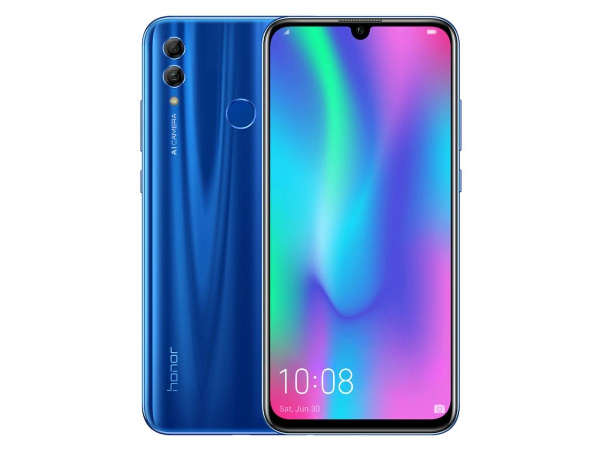 Honor 10 Lite 64GB сапфировый синий  в Тюмени
