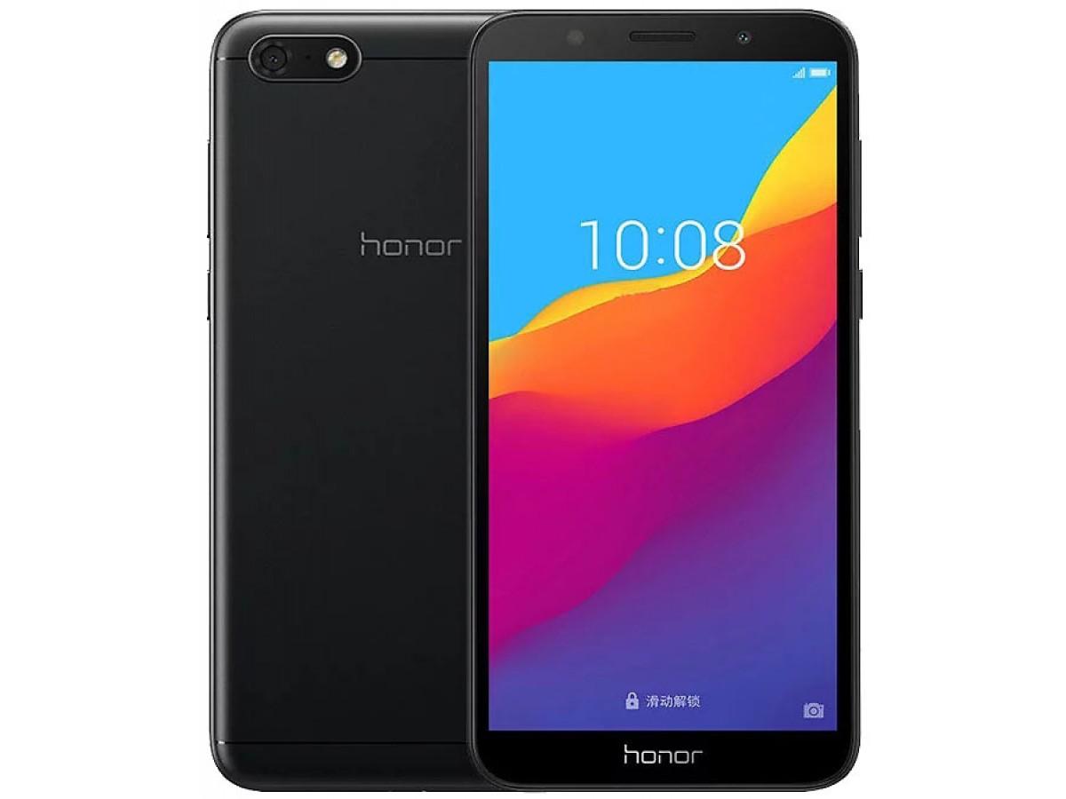 Honor 7S 16GB Черный в Тюмени