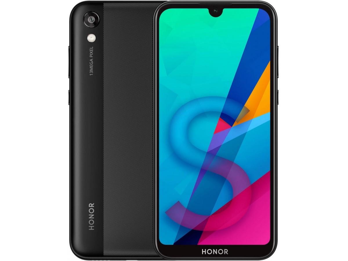 Honor 8S Prime 64GB Полночный чёрный в Тюмени