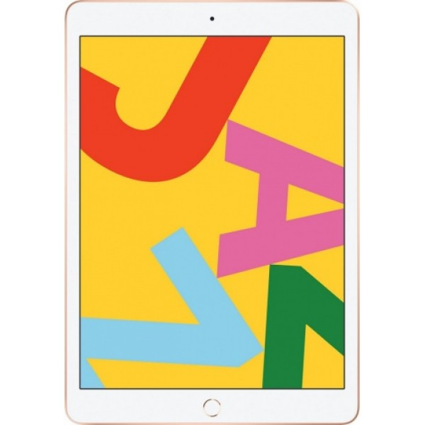 Apple iPad (2019) Wi-Fi+Cellular 128GB (золотой)