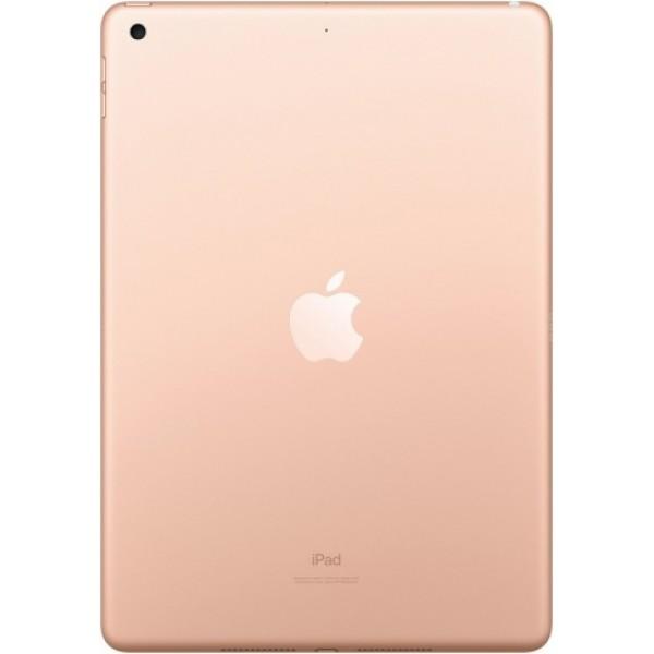 Apple iPad (2019) Wi-Fi+Cellular 128GB (золотой)