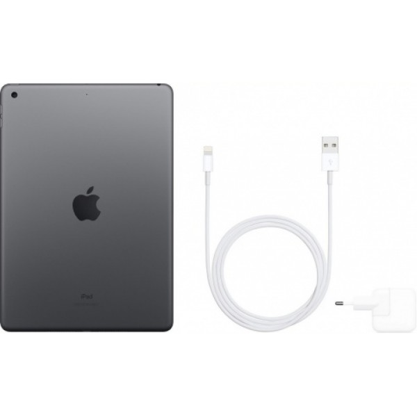 Apple iPad (2019) Wi-Fi 32GB (серый космос)