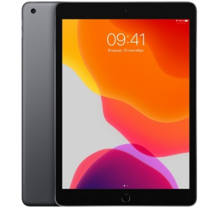 Apple iPad (2019) Wi-Fi 32GB (серый космос)