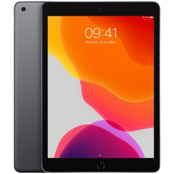 Apple iPad (2019) Wi-Fi+Cellular 32GB (серый космос)