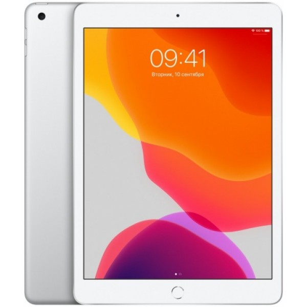 Apple iPad (2019) Wi-Fi 128GB (серебристый)