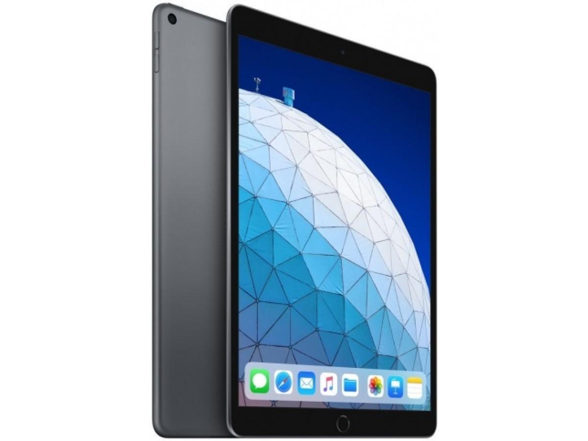 Apple iPad Air (2019) Wi-Fi 64GB (серый космос) в Тюмени