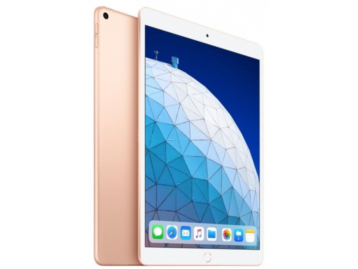 Apple iPad Air (2019) Wi-Fi 64GB (золотой) в Тюмени