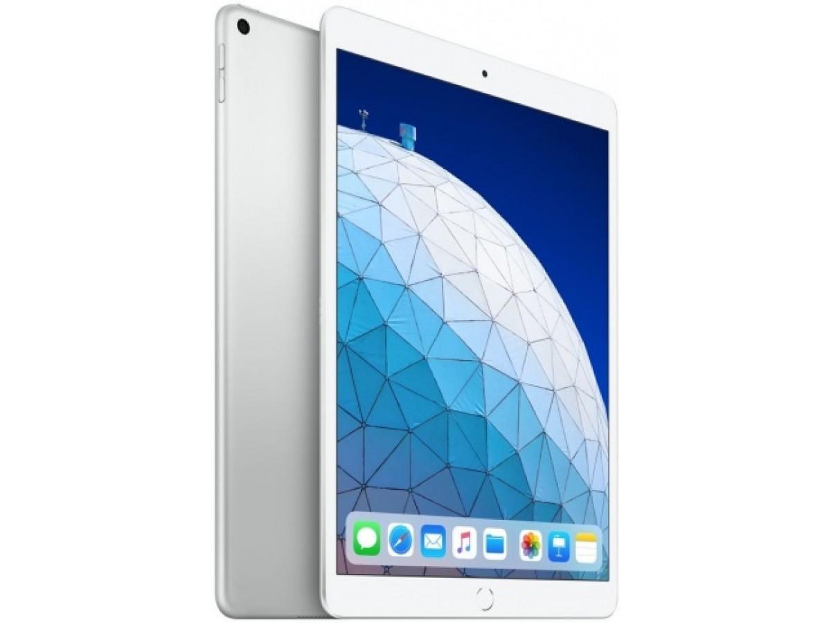 Apple iPad Air (2019) Wi-Fi 64GB (серебристый) в Тюмени
